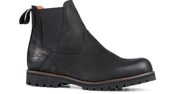 Lundhags Cobbler Wool Unisex Shoes Black Nubuck
